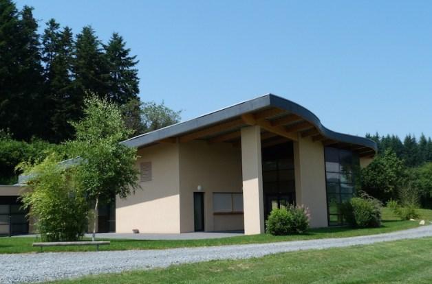 Salle polyvalente Propieres extérieur
