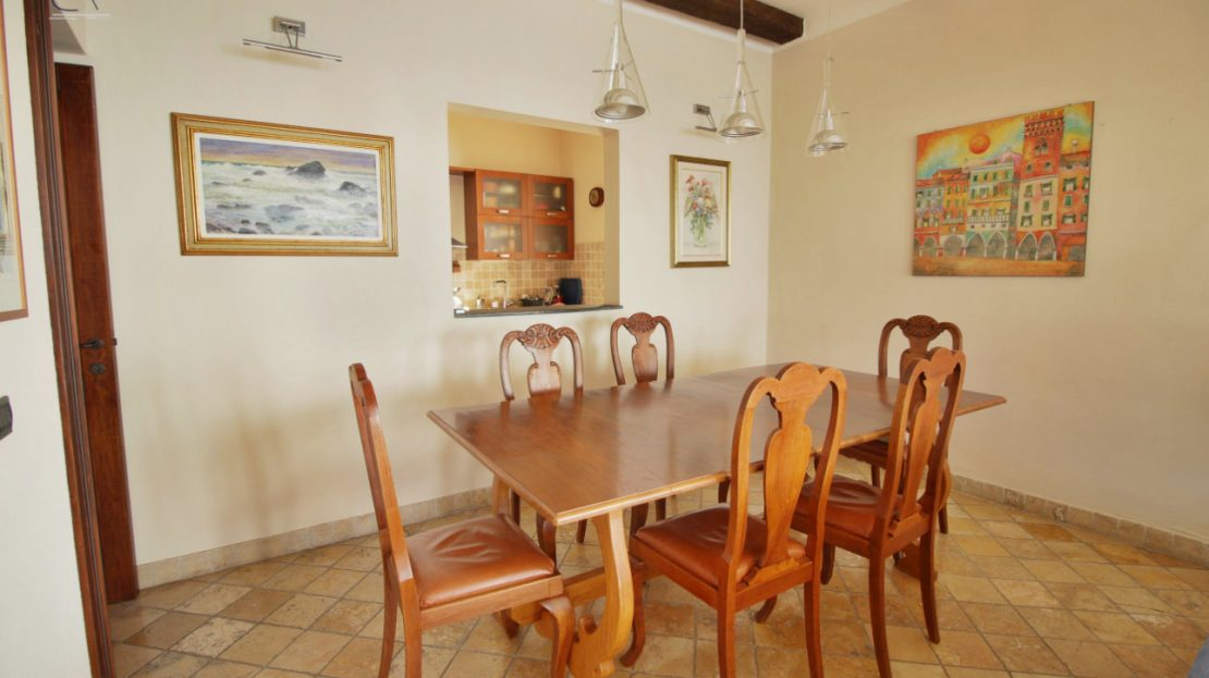 Villa in vendita Pieve Ligure