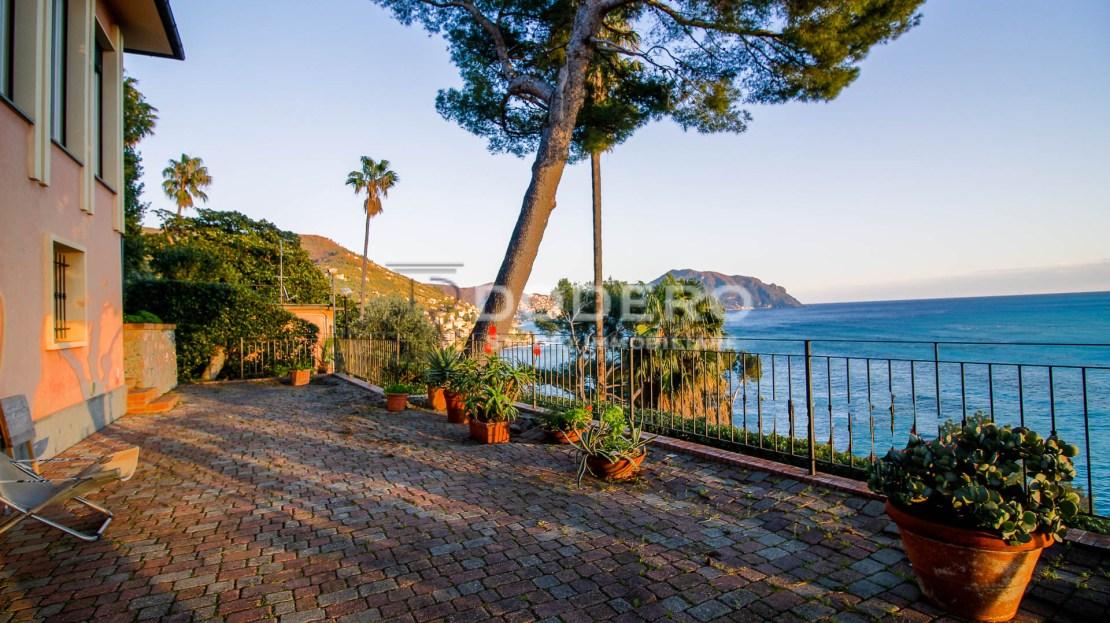 Ville in vendita Pieve Ligure Luxury Villa in Pieve Ligure