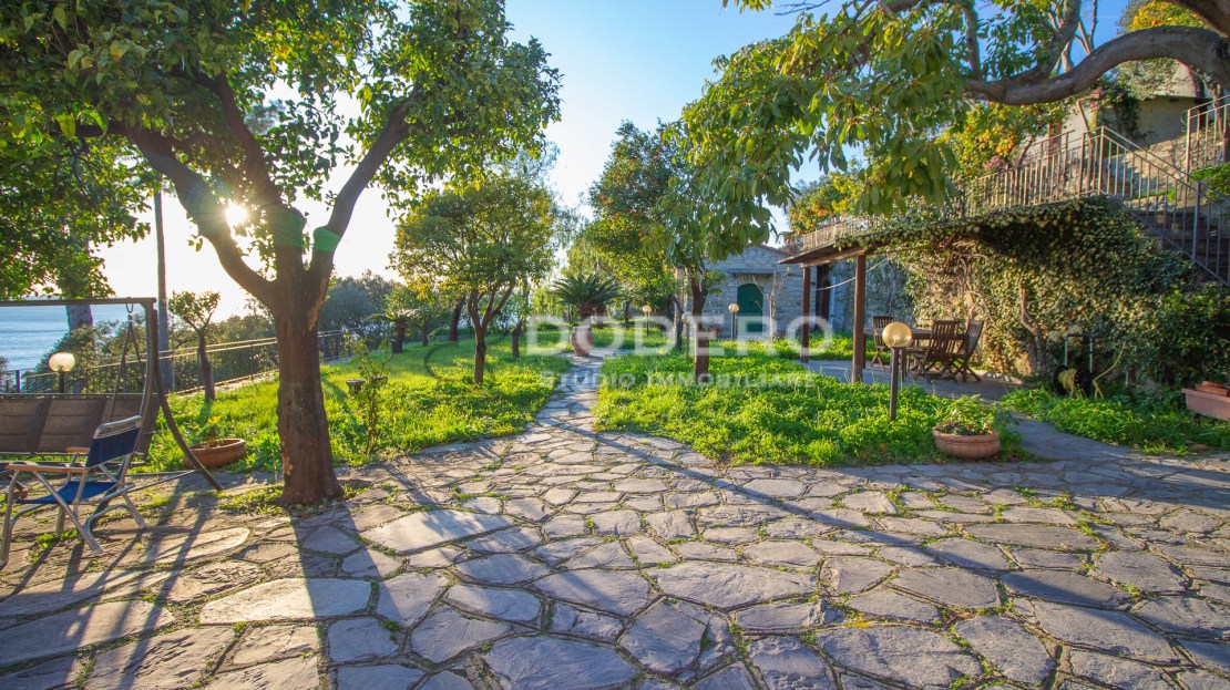 Ville in vendita Pieve Ligure Villa Vista Mare