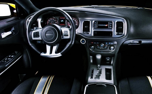 2021 Dodge Barracuda Interior