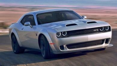 2022 Dodge Challenger Demon