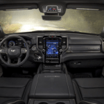 2019 Dodge 1500 Limited Interior