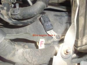 Braided, Flat Wire Connection Question from Newby  DodgeForum