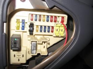 DIY: Adding a overhead console w temperature and pass (Durango Edition)  DodgeForum