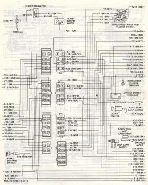 1st Gen Ram Wire Diagrams  DodgeForum