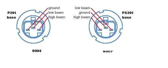 headlight wiring hid  dodgeforum