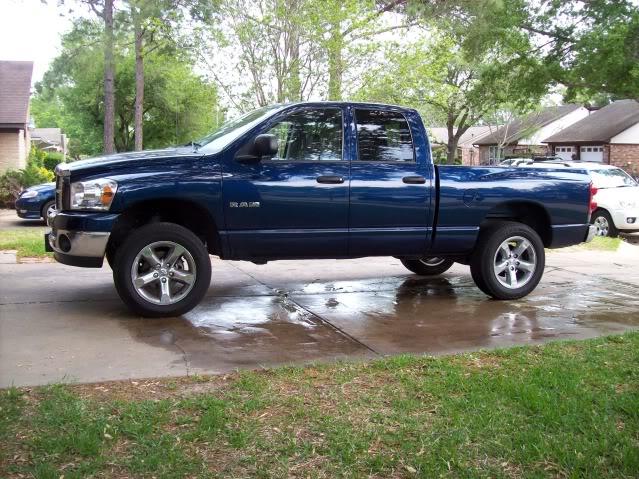 2006 Dodge 1500 Leveling Kit