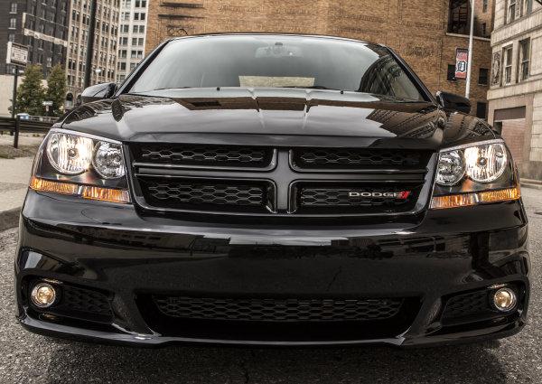 2013 Dodge Avenger Blacktop Edition Dodgeforum