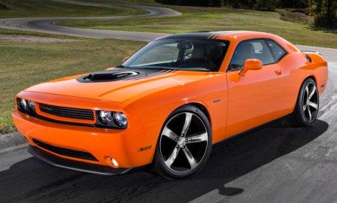 2014 Dodge Challenger R/T Shaker