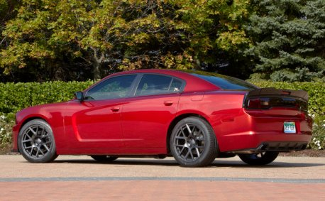 2014 Dodge Charger R/T with Scat Package 3