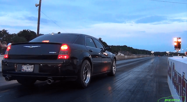 This Chrysler 300 Puts The Racing In SRT
