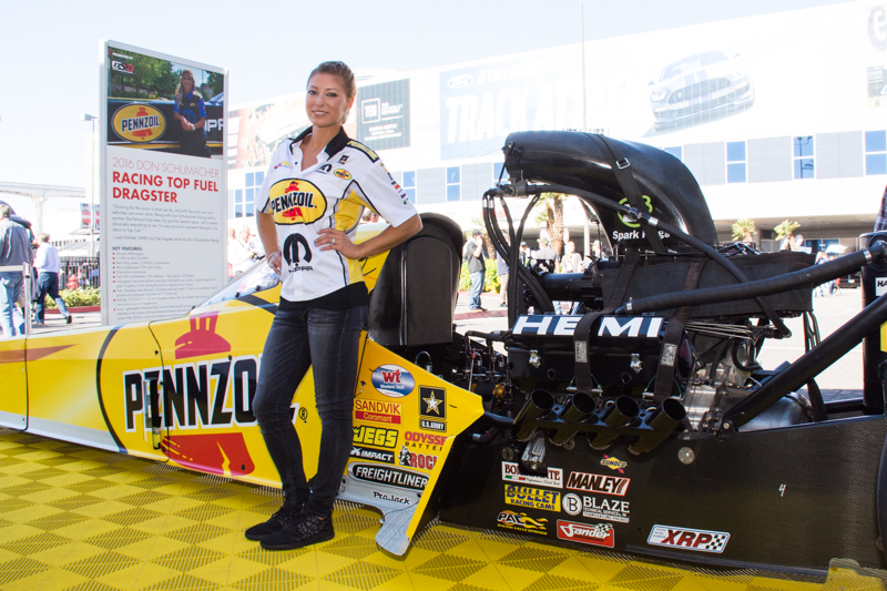 Dodge Charger Demon >> 5 Questions with NHRA Top Fuel Driver Leah Pritchett ...