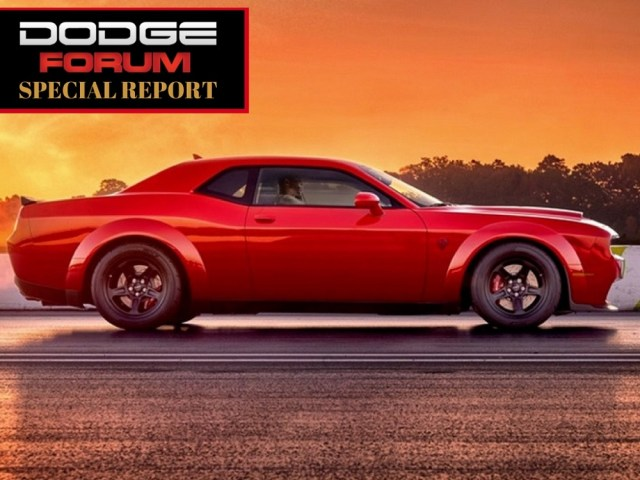 Dodge dealerships Demon MSRP