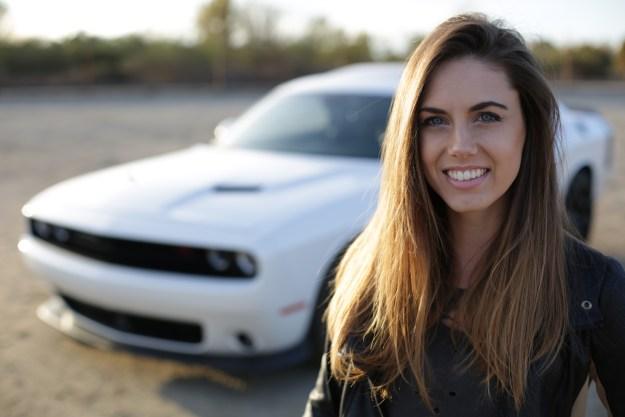 Erica Schrull Challenger Girl