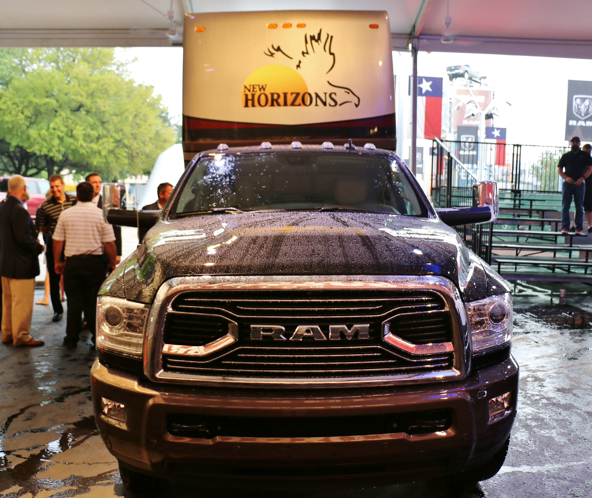 Ram Shows Off Two New Trucks At The 2017 State Fair Of Texas