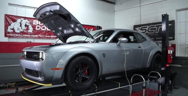 2018 Demon on the Dyno