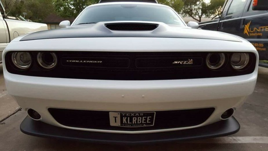 Chaps Challenger Scat Pack Front