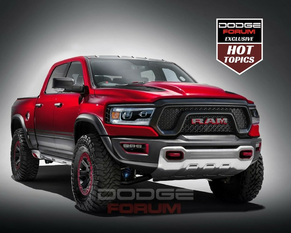 glorious  hp ram rebel trx  legend dodgeforumcom
