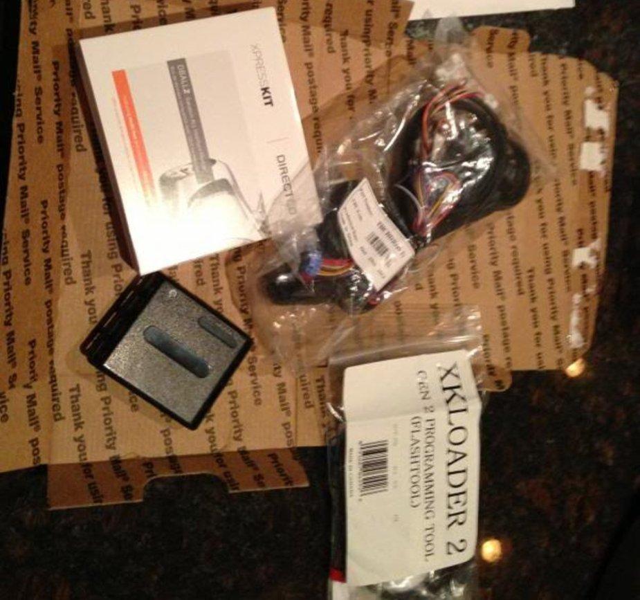 Ram Remote Start Kit