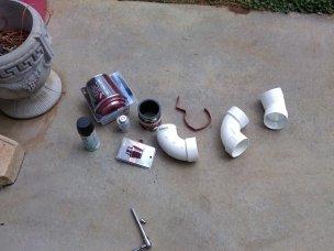 Hemi Ram DIY Intake Parts
