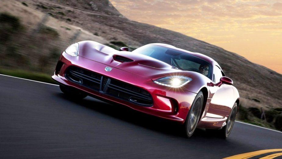 dodge viper returns in 2021 with aluminum v8 car  driver