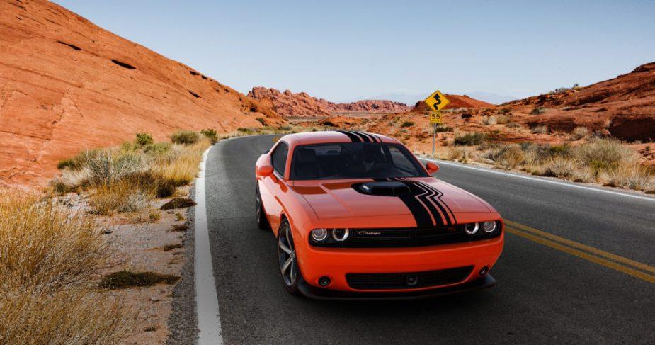 Dodge//SRT Challenger