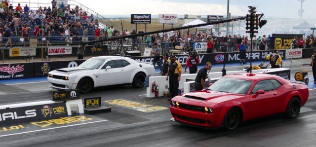 Dodge NHRA Mile-High Nationals