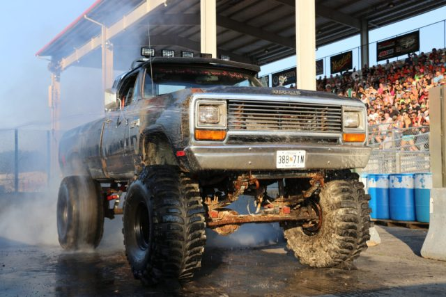 Carlisle Truck Nationals Dodge Mopar