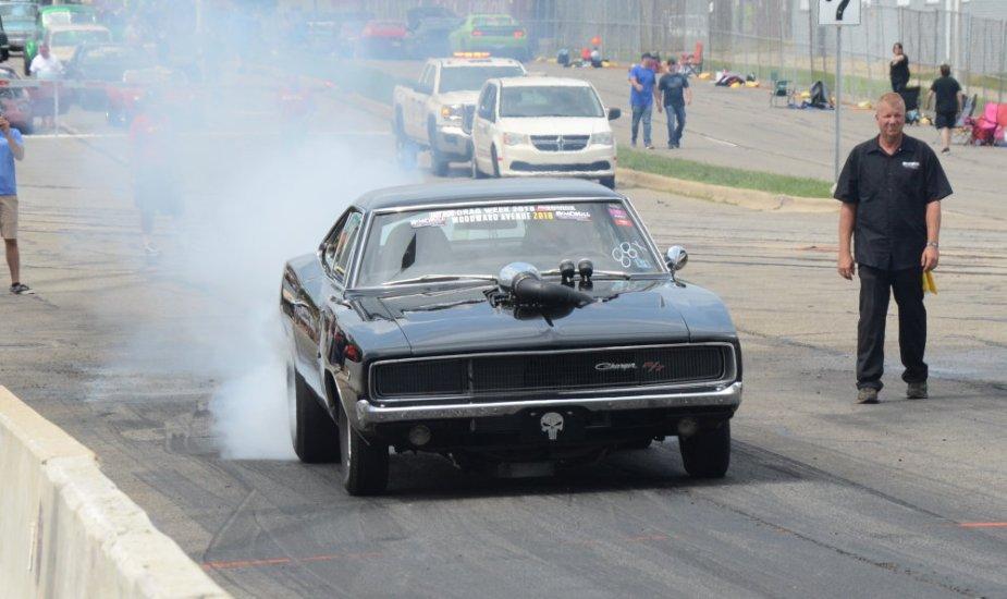 Dodge Charger Race Car