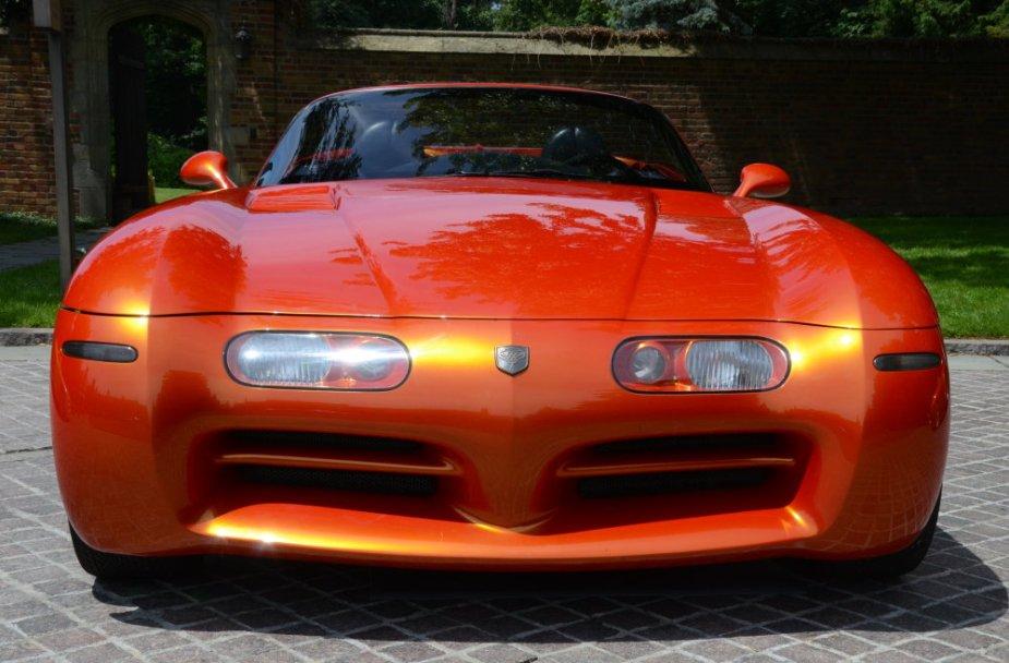 1997 Dodge Copperhead Front