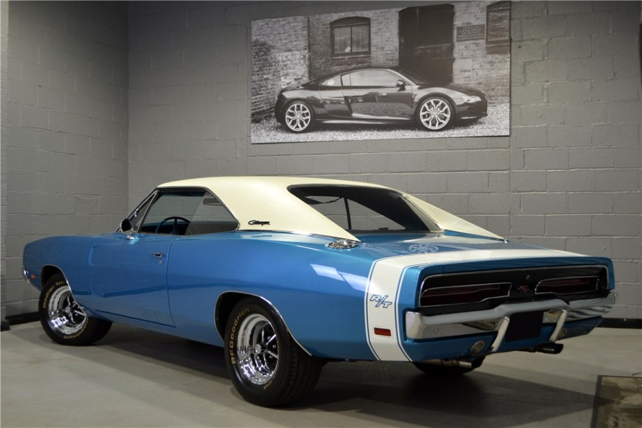 1969 Dodge Charger R/T Rear