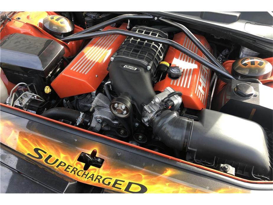 2008 Challenger SRT