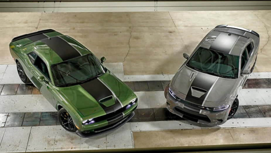 All-American Performance: Dodge Salutes U.S. Armed Forces with Stars & Stripes Edition on Challenger and Charger