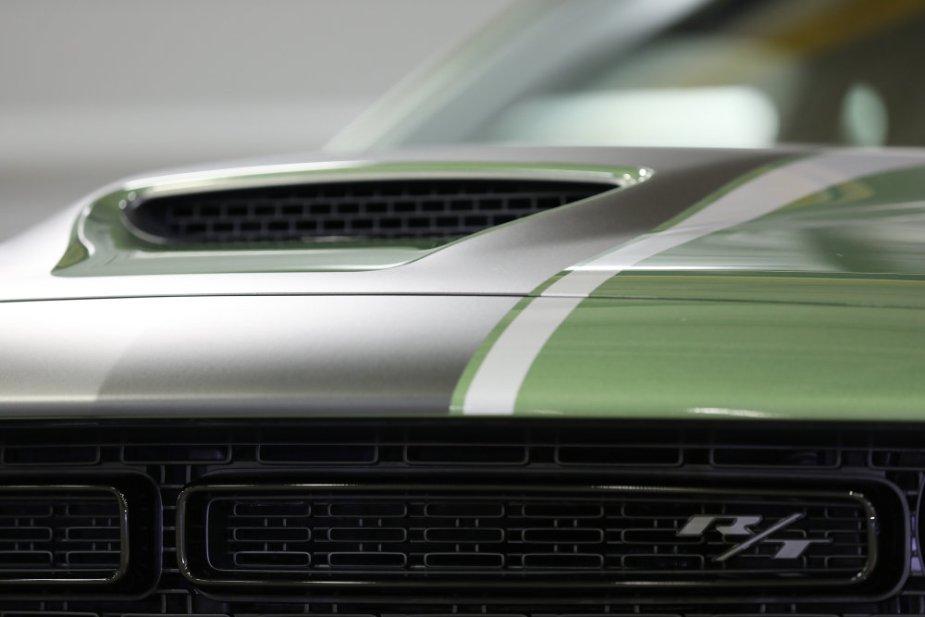 Stars & Stripes Dodge Challenger
