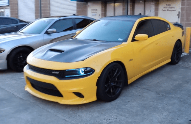 dodgeforum.com Dodge Charger Daytona with 426 Hemi