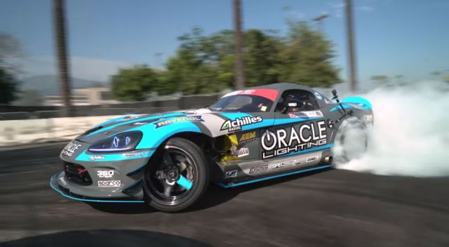 Team Karnage Dodge Viper Formula Drift