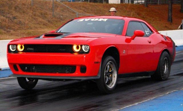 Delano Challenger Scat Pack
