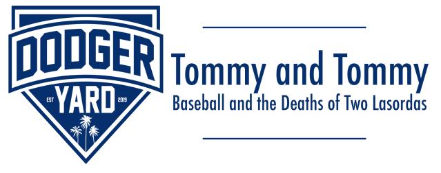 Tommy Lasorda Sr, Tommy Lasorda jr