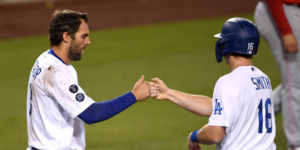 three game loss for Dodgers
