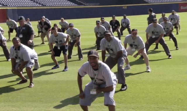 MLB UMPIRES Umpire Camp