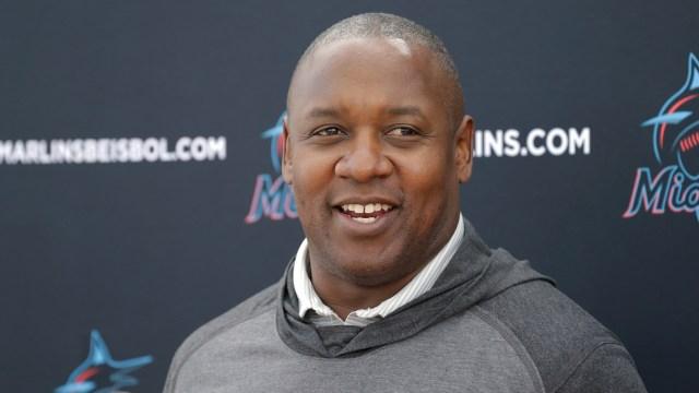 MLB umpires Michael Hill Miami