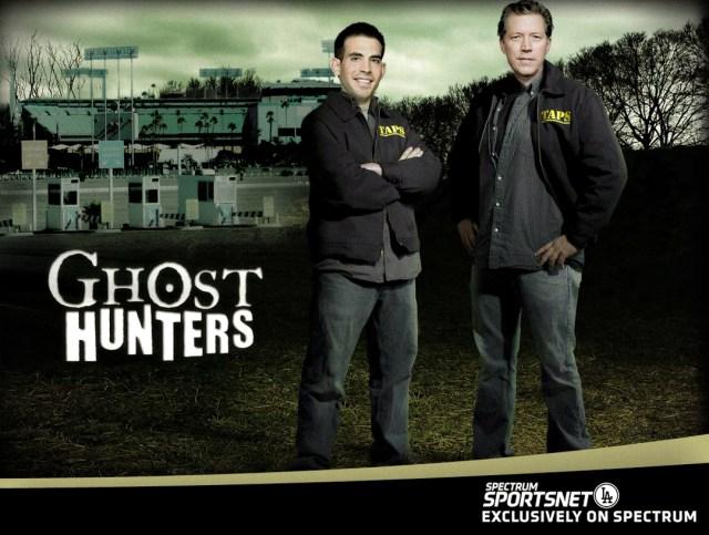 Joe And Orel: Ghost Hunters
