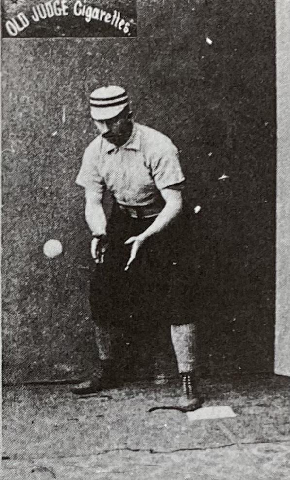1878 catcher