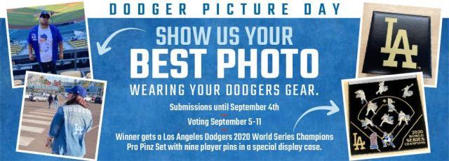Dodger Yard Class Photo Contest