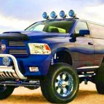 2019 Dodge Ramcharger Exterior
