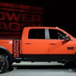 2020 Dodge Power Wagon Exterior