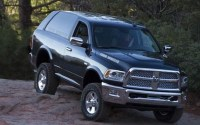 2021 Dodge Ramcharger Exterior