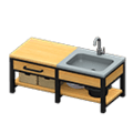 Wildest Dreams DIY (New Horizons) - Animal Crossing Wiki ... on Ironwood Kitchenette Animal Crossing  id=91904