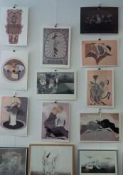 Ilustraciones y grabados de Javier Jubera